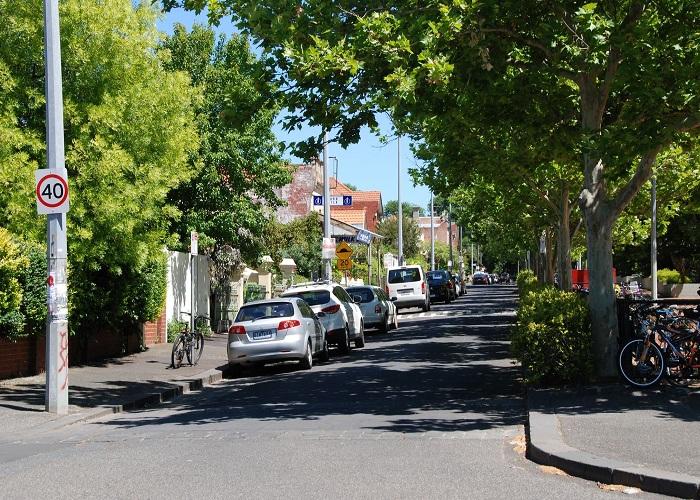 Arnold Street Princes Hill
