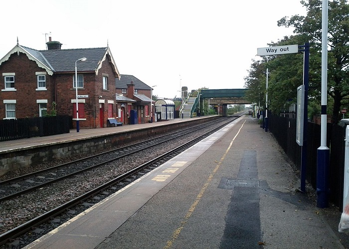 BURNLEY RAILWAY STATION