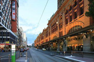 Elizabeth Street Melbourne