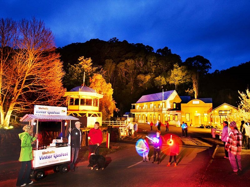 WALHALLA WINTER FESTIVAL